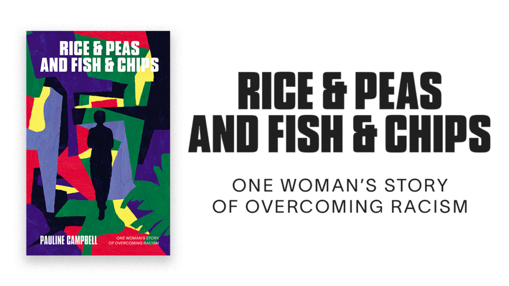 Rice & Peas and Fish & Chips by Pauline Campbell