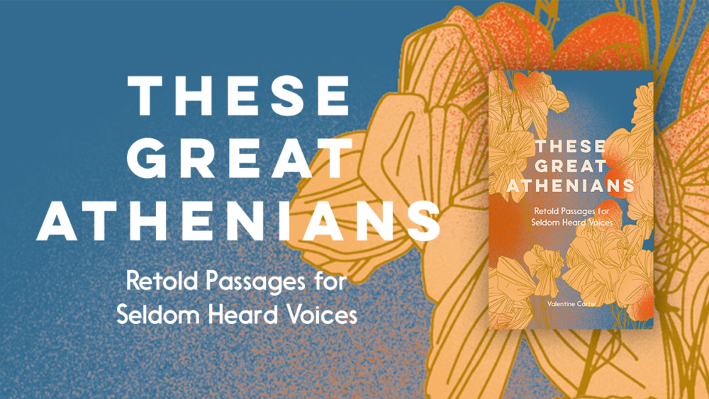 These Great Athenians by Valentine Carter